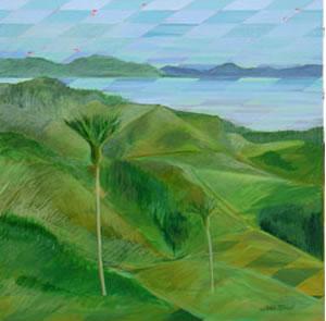 Landscape 4 Kawhia harbour